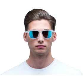 Red Bull SPECT Leap Sunglasses x'tal clear/smoke-turquoise